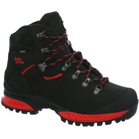 Hanwag Tatra II GTX Schoenen Heren rood/zwart